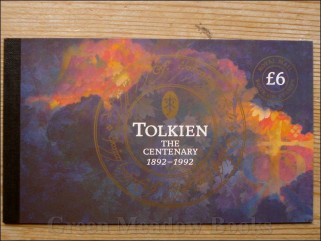 Image for TOLKIEN - THE CENTENARY 1892 - 1992.