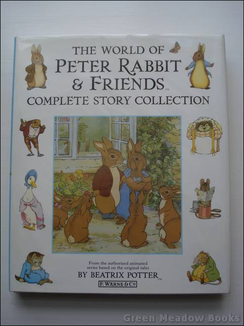 Image for THE WORLD OF PETER RABBIT & FRIENDS - COMPLETE STORY COLLECTION