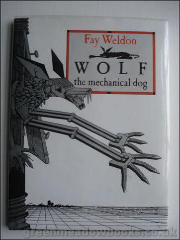 Image for WOLF THE MECHANICAL DOG