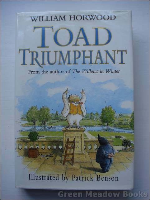 Image for TOAD TRIUMPHANT