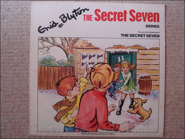 Image for RECORD: THE SECRET SEVEN