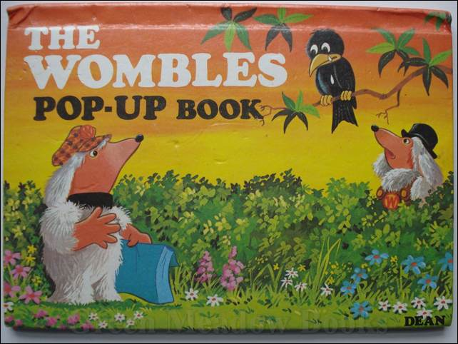 Image for THE WOMBLES POP UP BOOK