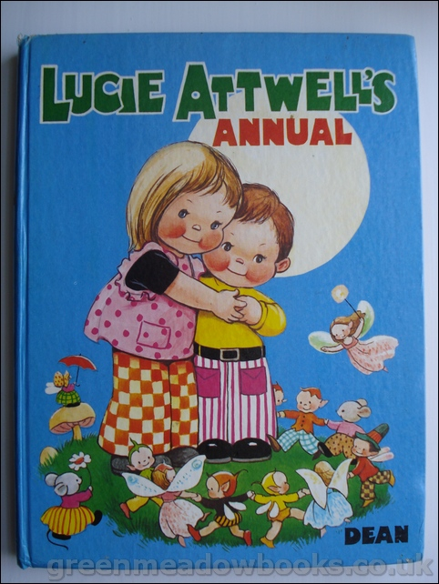 Image for LUCIE ATTWELL'S ANNUAL 1974