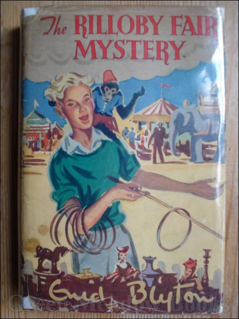 Image for THE RILLOBY FAIR MYSTERY